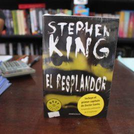 El resplandor..Stephen King