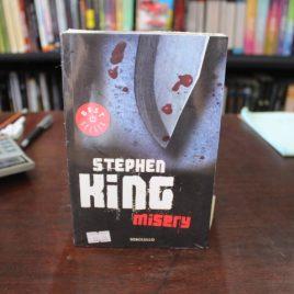 Misery…Stephen King