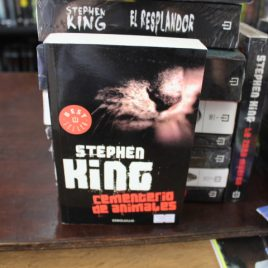 Cementerio de animales…Stephen King