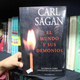 el mundo y sus demonios … carl sagan