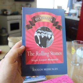 the rolling stones … sergio gaspar mosqueda … emu … 95 páginas … ídolos musicales