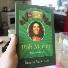 bob marley … marlene gómez … emu … 95 páginas … ídolos musicales