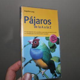 pájaros de la A a la Z … angelika lang … everest … 256 páginas
