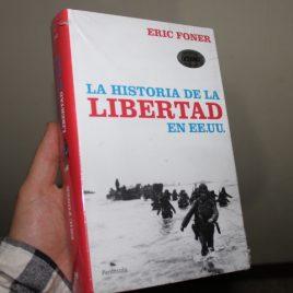 la historia de la libertad en eeuu … eric foner … península … pasta dura