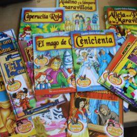 oferta … cuentos clásicos ilustrados para niños … 16 páginas cada uno …  solamente son Q10 cada uno!!  … puede buscarlos en categoría niños clásicos ilustrados