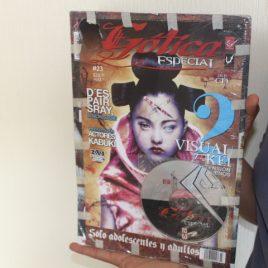 gótica especial … número 23 con cd