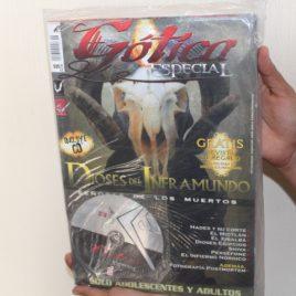 gótica especial … número 18 con cd