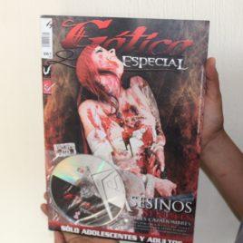 gótica especial … número 14 con cd