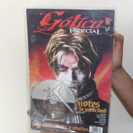 gótica especial … número 21 con cd