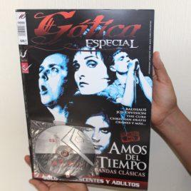 gótica especial … número 16 con cd