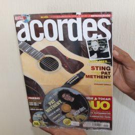 acordes … aprende a tocar como pat metheny cd