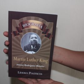 martin luther king … hector rodriguez morales … 95 páginas … emu