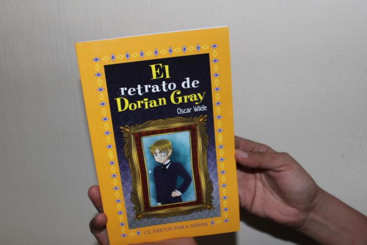 El Retrato De Dorian Gray Oscar Wilde Clásicos Para Niños 95 Páginas Portada Puede Variar De La Foto