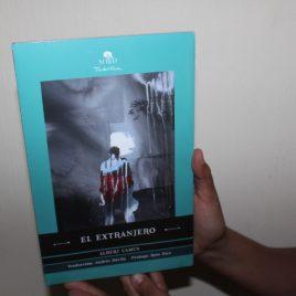 el extranjero … albert camus … edición mirlo … 98 páginas