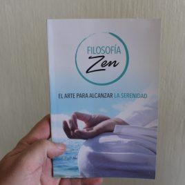 filosofia zen … el arte para alcanzar la serenidad … 95 paginas