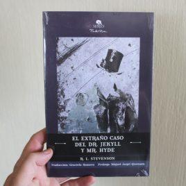 el extraño caso del dr. jekyll y mr. hyde … r.l. stevenson … mirlo pasta suave … 93 páginas