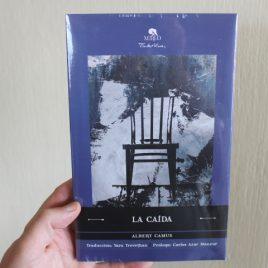 la caída … albert camus … mirlo pasta suave … 97 páginas