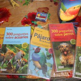 oferta … guías de mascotas … normalmente Q70 … ahora dos por Q100 … elige cuales quisiera y haremos el descuento