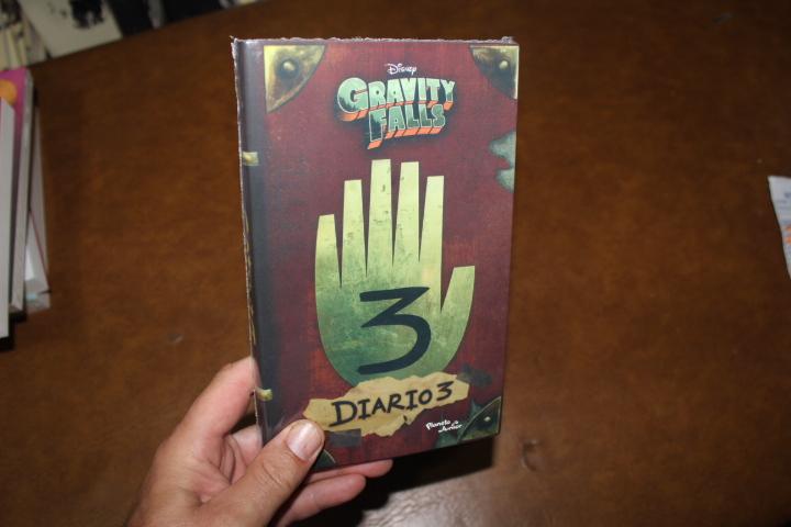 gravity falls … diario 3 … planeta junior