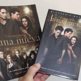 oferta … luna nueva y el libro de la película juntos por Q150 .