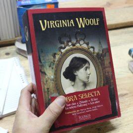 virginia woolf … obra selecta … las olas, orlando, al faro, la señora dalloway, los años … íconos literarios … 856 páginas