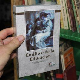 emilio o de la educacion … jean jacob rousseau … 571 páginas … grupo editorial exodo