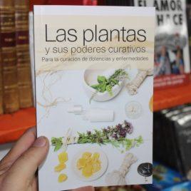 las plantas y sus poderes curativos … para la curación de dolencias y enfermedades … emu 20 … 95 páginas