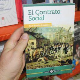 el contrato social … juan jacobo rousseau … epoca … 135 páginas