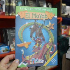 leyendas prehispanicas … el mayab … 15 páginas