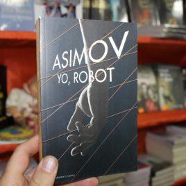 yo, robot … isaac asimov … editorial sudamerica