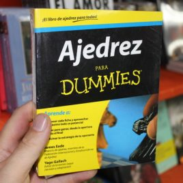 ajedrez para dummies … james eade, yago gallach