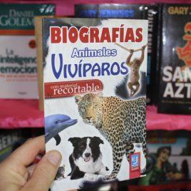 biografías animales vivíparos con material recortable … jatziri