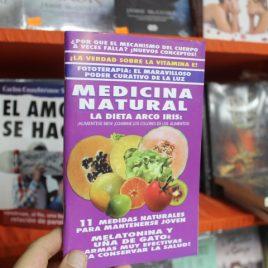 medicina natural … la dieta arco iris … jatziri … 96 páginas