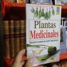 plantas medicinales … descubre la manera de curarte naturalmente … jatziri … 64 páginas