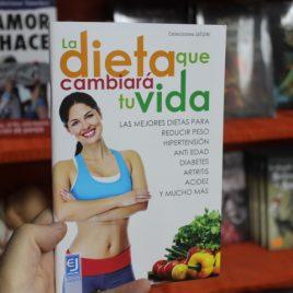 la dieta que cambiará tu vida … jatziri … 64 páginas
