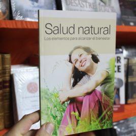 salud natural … los elementos para alcanzar el bienestar … emu … 95 páginas