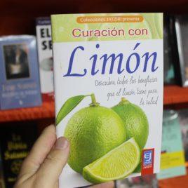 curación con limon … jatziri … 64 páginas