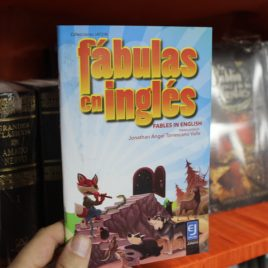 fábulas en inglés … fables in english … 64 páginas … jatziri