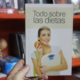 todo sobre las dietas … emu … 95 páginas