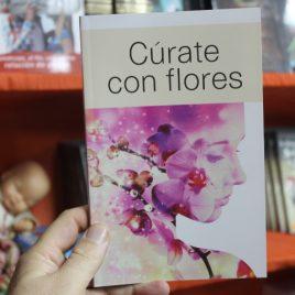 cúrate con flores … emu … 95 páginas