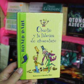charlie y la fabrica de chocolate … roald dahl … alfaguara … pasta dura