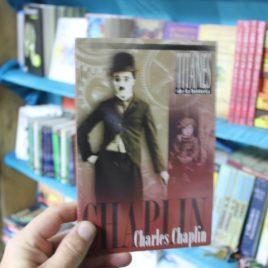charles chaplin … titanes de la historia … 95 páginas … epoca