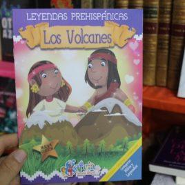 leyendas prehispanicas … los volcanes … 15 paginas