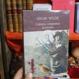 cuentos completos ilustrado … oscar wilde … mirlo iconos … 280 páginas