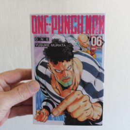 one-punch man 6 … o n e , yusuke murata