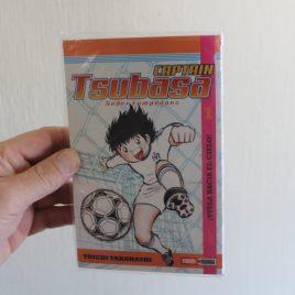 captain tsubasa super campeones 1 … yoichi takahashi … vuela hacia el cielo