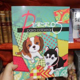 perros para colorear … emu … 32 páginas