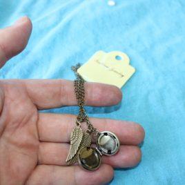 harry potter collar snitch, lugar por foto (031)