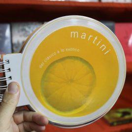 martini del clásico a lo exótico … landucci … 238 páginas