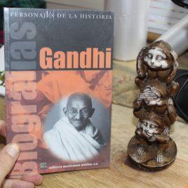 biografias gandhi … emu 10 … 95 páginas